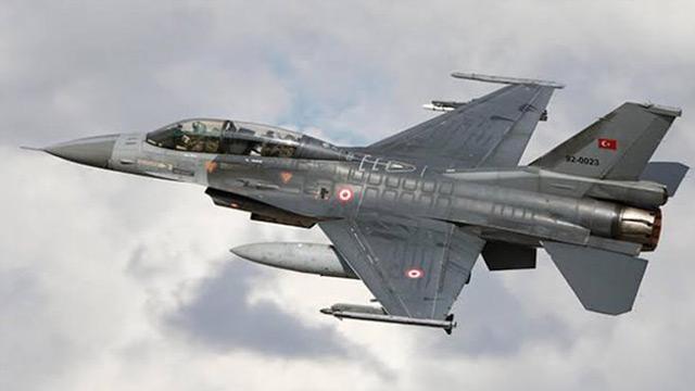 Irak'ın Kuzeyi savaş uçaklarımızla bombalandı: 4 PKK'lı artık yok