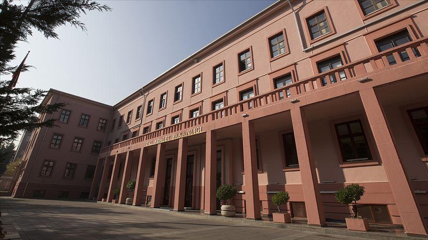Adalet Bakanlığı'nda FETÖ operasyonu: 71 kişi hakkında gözaltı kararı