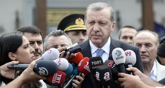 Başkan Erdoğan'dan darbe söylentilerine cevap: Bunlar tamamen bir kampanya