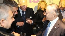 Mustafa Cengiz ile Faruk Süren arasında gergin anlar! Salon buz kesti!