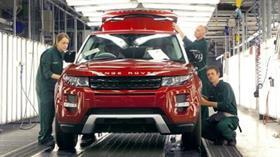 Jaguar Land Rover Çin'den bavulla parça taşıdı