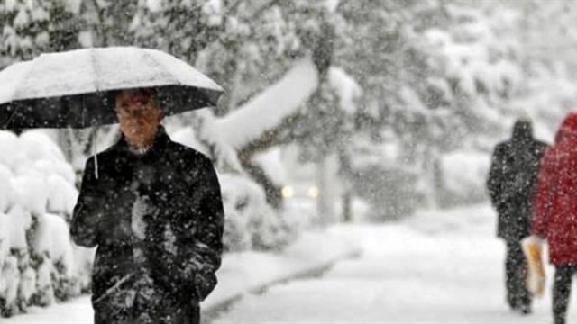 Meteoroloji'den 3 il için yoğun kar uyarısı! 19 Şubat bugün hava durumu nasıl olacak?