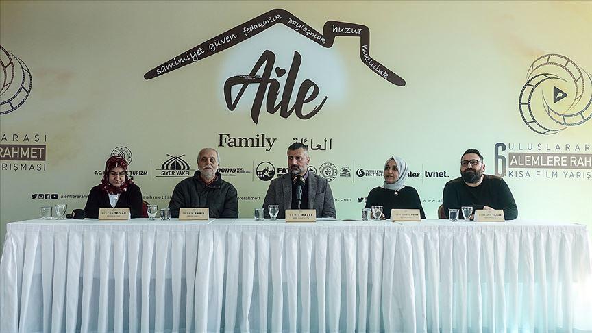 'Uluslararası Alemlere Rahmet Kısa Film Yarışması' takvimi açıklandı