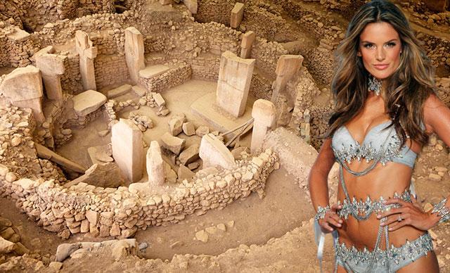 Dünyaca ünlü model Alessandra Ambrosio, 'Göbeklitepe'de yürüyecek