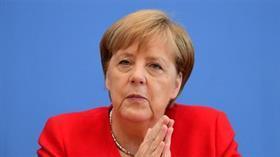 Merkel'den Hanau'daki saldırıyla ilgili açıklama: Perde arkasını netleştirmek için her şey yapılıyor