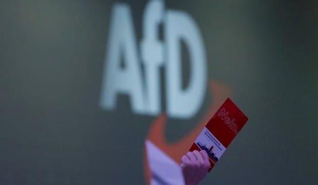 Aşırı sağcı Almanya için Alternatif Partisi hakkında ırkçılık soruşturması