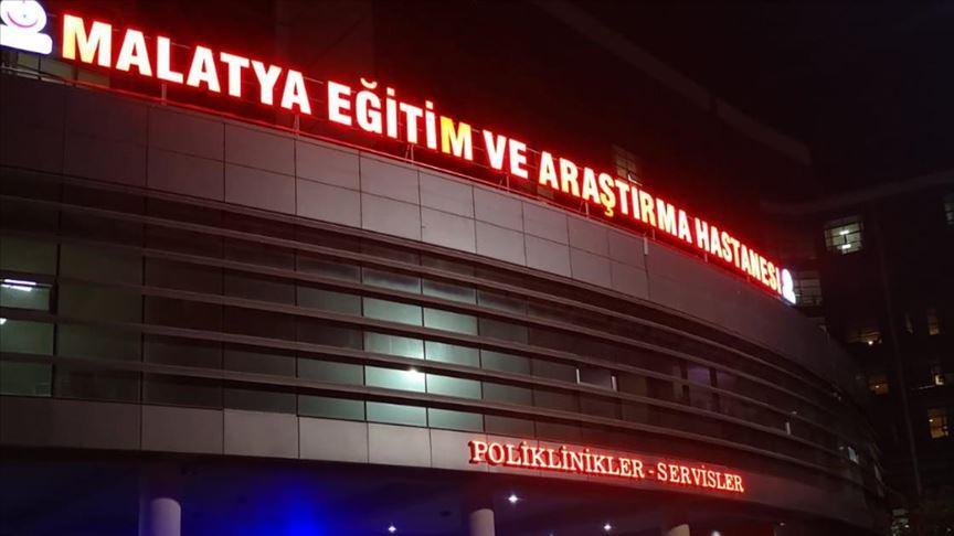 Malatya'da Kovid-19 vakasının karantinada olduğu iddiasına yalanlama