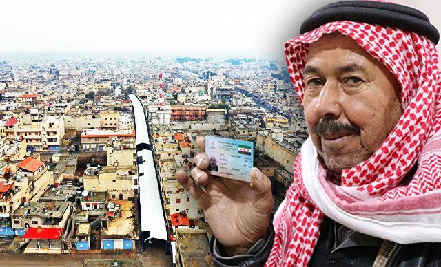 Resulayn'da terör örgütünün barikatları söküldü, vatandaşlara kimlik verildi