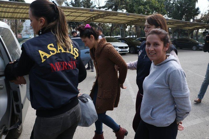 Mersin'de hırsızlık şüphelisi kadından pes dedirten sözler: Geri gelip buranın anasını ağlatacağım