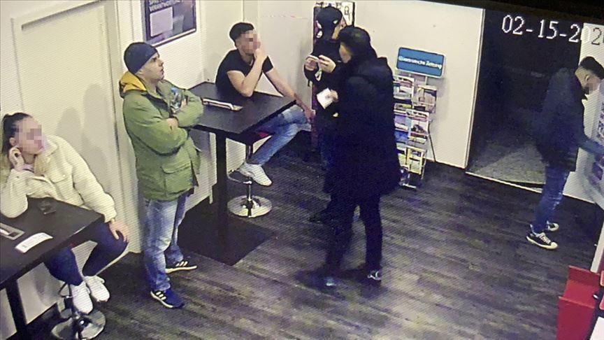 Almanya'daki ırkçı terörist saldırıdan 6 gün önce keşif yapmış