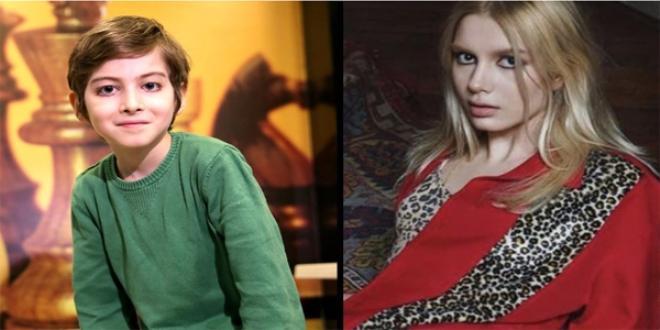 Aleyna Tilki'den 10 yaşındaki Atakan'a: Onun yaşında benim de fen laboratuvarım vardı, ilaç yapıyordum