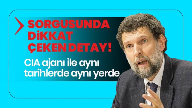 Osman Kavala'nın 15 Temmuz darbe girişimi ile ilgili sorgusuna ait ifadesi ortaya çıktı