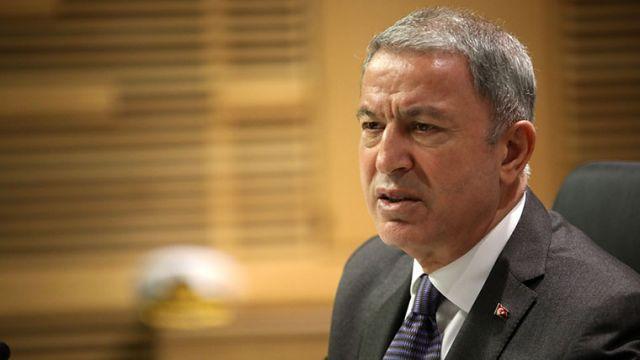 Hulusi Akar: Türkiye'nin İdlib için A, B, C planları hazır