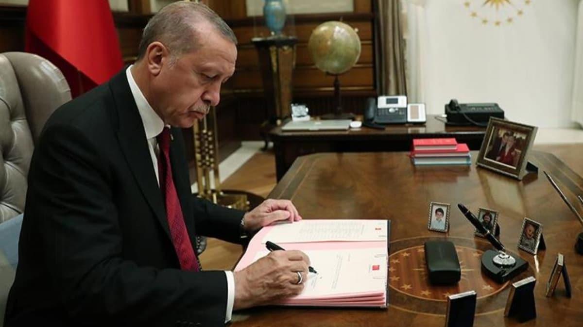 Cumhurbaşkanı kararları Resmi Gazete'de: 'Kesin korunacak hassas alan' ilan edildiler