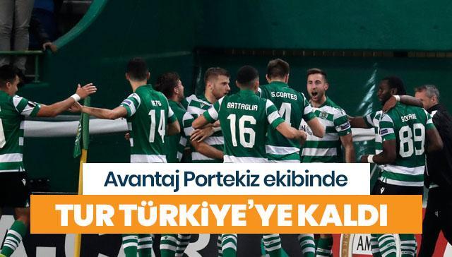 Sporting-Medipol Başakşehir CANLI ANLATIM