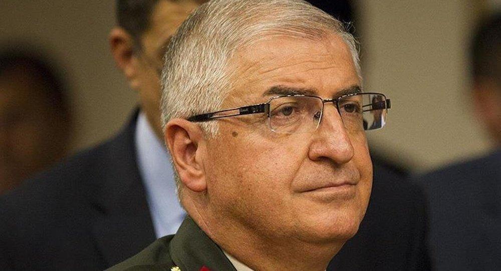 Genelkurmay Başkanı Yaşar Güler, İngiliz mevkidaşı ile görüştü