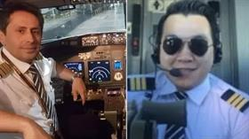 Düşen Pegasus uçağının pilotunun beyninde tümör tespit edildi