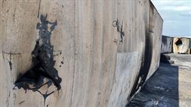 Hafter güçleri Trablus'ta sıvılaştırılmış gaz deposunu vurdu