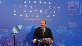 Bakan Varank: Türkiye, tüm gücüyle yapay zekâ yarışında olacak