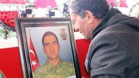 Gaziantepli şehit gözyaşlarıyla son yolculuğuna uğurlandı