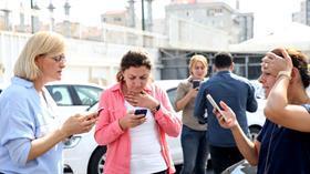 BTK'dan üç GSM operatörüne de kötü haber! Deprem cezası