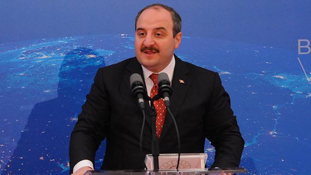 Sanayi ve Teknoloji Bakanı Varank: Sınırlarımız dışındaki ilk GNSS istasyonu Antarktika'ya kuruldu