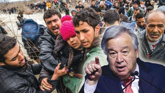 BM'den Esed rejimine ateşkes çağrısı: İdlib'de kabus ve şiddet döngüsü derhal son bulsun