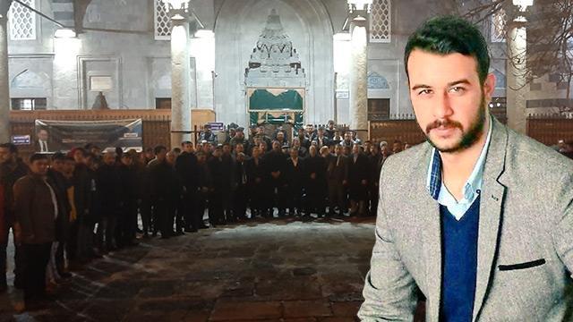 Erzurum Ülkü Ocakları Fırat Yılmaz Çakıroğlu'nu andı