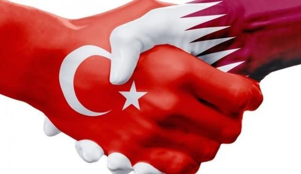 Katar'dan Türkiye'deki Suriyeli sığınmacılara 200 ton insani yardım