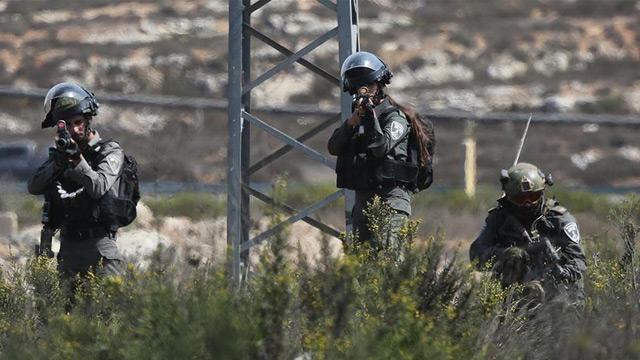 İsrail polisi Kudüs'te bir Filistinliyi şehit etti