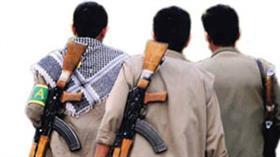 Ülkemize, Suriye'den kaçak yollarla girerken yakalanan PYD/PKK'lı 5 terörist tutuklandı