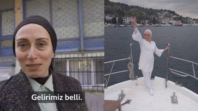 BBC Türkçe'den Türkiye üzerinde yeni oyun! Şarlatan Fatma Çetinkaya'yı kullandılar