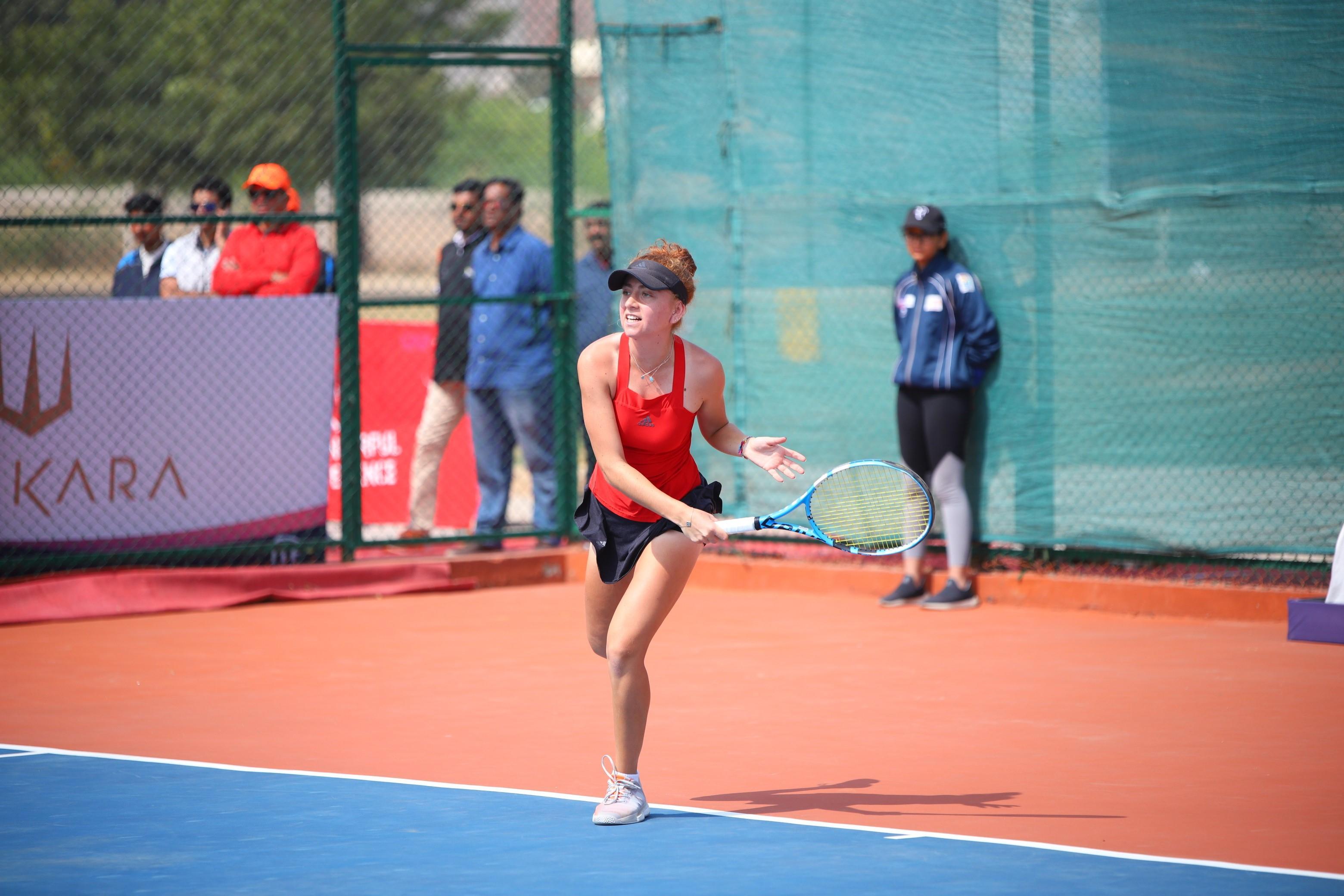 Milli tenisçi finalde