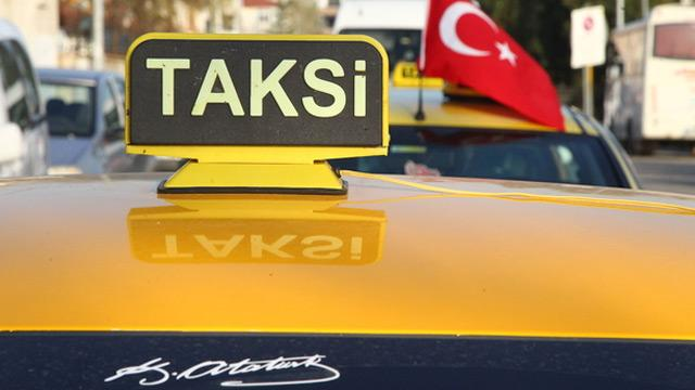 Hamile kadını taksiye almayan şoför hakkında yasal işlem yapıldı