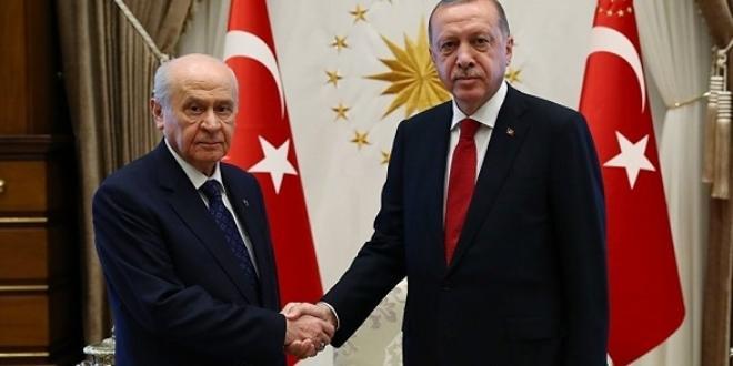 Tam 2 yıl önce bugün başlamıştı! Cumhur İttifakı Türkiye'nin tarihini değiştirdi...
