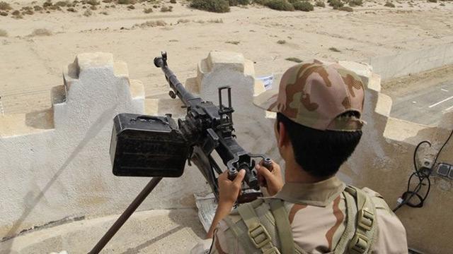 İran'ın güneydoğusunda çatışma: 2 sınır muhafızı öldü