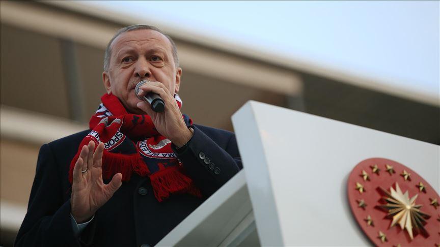 Başkan Erdoğan İdlib için kritik tarihi verdi: Putin, Merkel ve Macron'la 5 Mart'ta bir araya geleceğiz