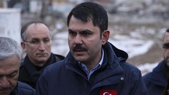 Bakan Kurum: Elazığ'da yaklaşık 19 bin bağımsız bölümden oluşan konut projelerini başlattık