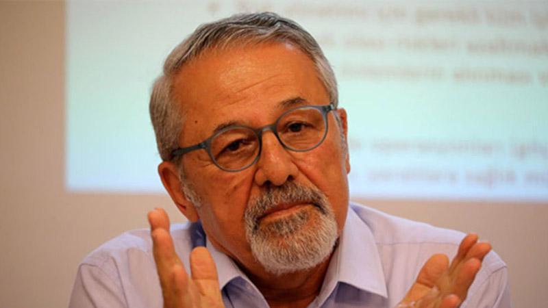 Deprem uzmanı Prof. Dr. Naci Görür uyardı: Daha şiddetli deprem olabilir