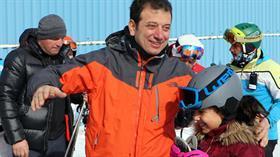 Ekrem İmamoğlu şimdi de Sapanca'da kamp yapıyor