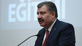 Sağlık Bakanı Fahrettin Koca İran'daki koronavirüse karşı alınan kritik kararları duyurdu