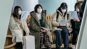 İsrail, koronavirüs salgını nedeniyle Güney Kore'den uçakla gelen 200 kişiyi ülkeye almadı