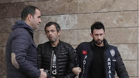 Antalya'da bir kuyumcudan 40 bin lira değerinde hırsızlık yaptığı iddia edilen şüpheli: Ne yaptım ki?