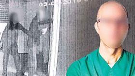 Tecavüzle suçlanan profesör davasında yaklaşık 1 saatlik görüntü kayıp!