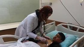 MSB paylaştı... PKK/YPG'nin bombalı saldırısında yaralanan Suriyeli çocuk: Bizden ne istiyorlar!