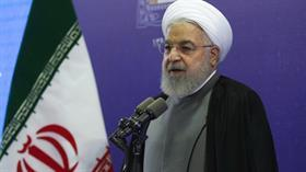 Ruhani: ''ABD yaptırımları korona gibidir''