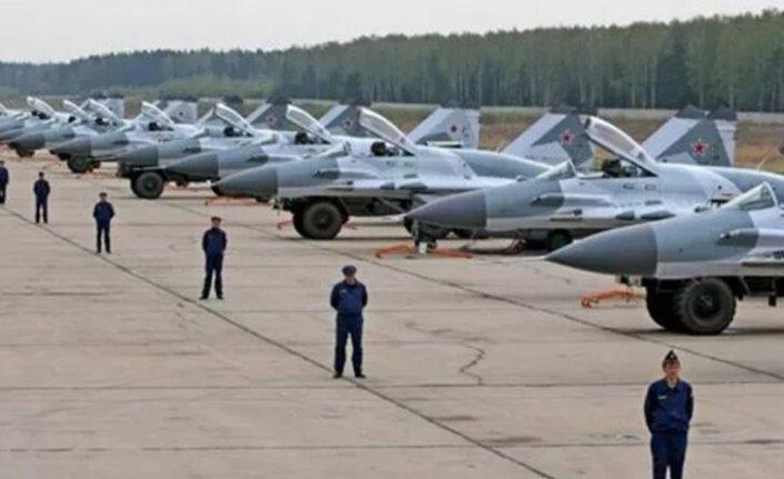 Rusya Dışişleri: Ocak ayı itibariyle 8 kez Rus hava üssüne saldırıldı