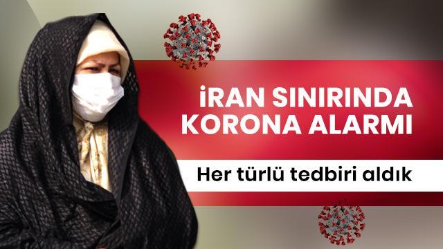Türkiye düğmeye bastı! İran sınırında korona alarmı