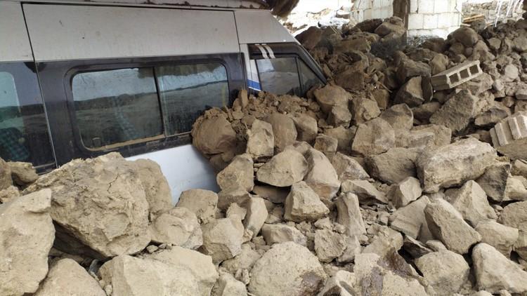 İran sınırındaki deprem sonrası Van Valiliği'nden açıklama