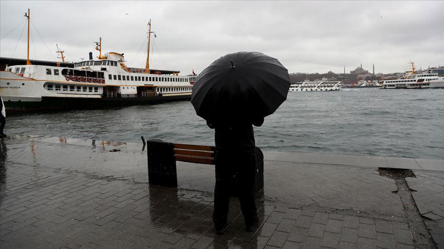 Meteoroloji'den son dakika hava durumu açıklaması! İstanbul ve o iller için sağanak uyarısı